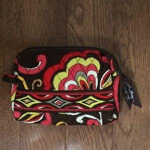 Vera Bradley Cosmetic Bag 💗 Puccini